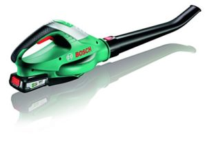 Akku Laubbläser Test: Bosch DIY Akku-Laubbläser ALB 18 LI