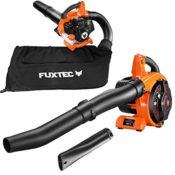 FUXTEC FX-LBS126 Laubsauger - Bläser Häcksler 4in1 - 1