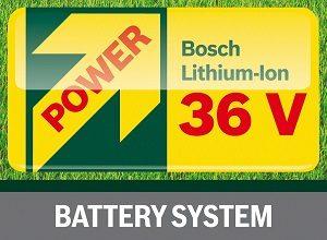 Bosch 36 Volt Batterie System